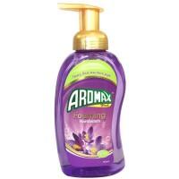 """Пенка-мыло """"Aromax"""" фиолетовый 500 мл."""