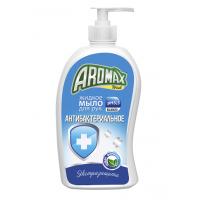 """Антибактериальное жидкое мыло """"AROMAX""""  Объем 500 мл."""