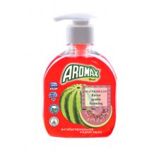 """Антибактериальное жидкое мыло """"AROMAX"""" с ароматом арбуза Объем 300 мл."""