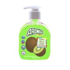 """Антибактериальное жидкое мыло """"AROMAX"""" с ароматом киви Объем 300 мл."""