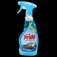 """Очиститель стекол серия  avto """"Pride""""  Голубой Объем 480 мл."""