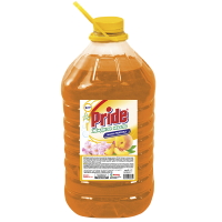 "Жидкое мыло ""Pride"" с ароматом Персика Объем 5 л."