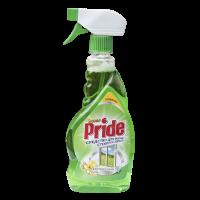 """Очиститель стекол """"Pride"""" Цветочный бриз Объем 480 мл."""